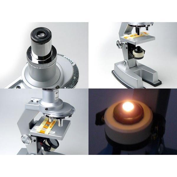 顕微鏡 M-W4 日本製 クリアー光学