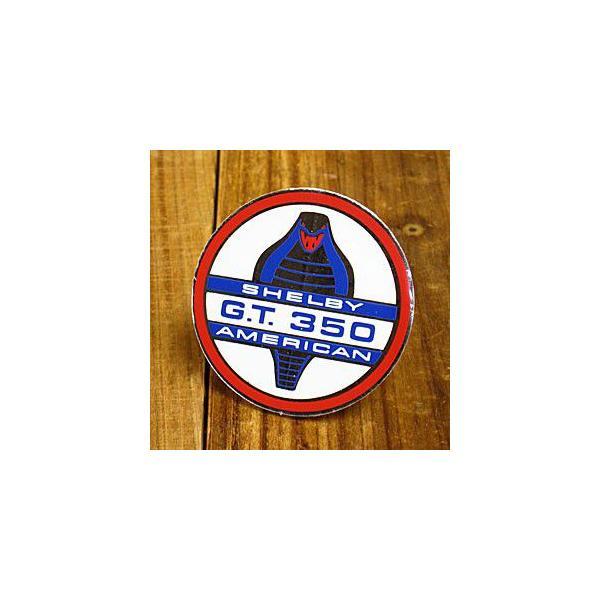ステッカー 車 シェルビー アメリカン おしゃれ バイク ヘルメット かっこいい 復刻 コブラ SHELBY G.T.350 メール便OK_SC-DZ187-MON