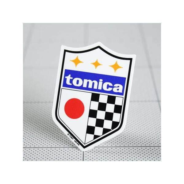 ステッカー 車 バイク かっこいい おしゃれ ヘルメット アメリカン カーステッカー レトロ 昭和 ミニカー トミカ tomica メール便OK_SC-LCS370-GEN