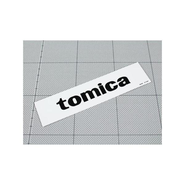 ステッカー 車 バイク かっこいい おしゃれ ヘルメット アメリカン レトロ 昭和 ミニカー トミカ tomica バンパーステッカー メール便OK_SC-LCS381-GEN