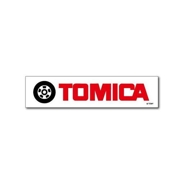 トミカ ステッカー 車 バイク おしゃれ かっこいい ヘルメット アメリカン カーステッカー tomica バンパーステッカー メール便OK_SC-LCS652-GEN