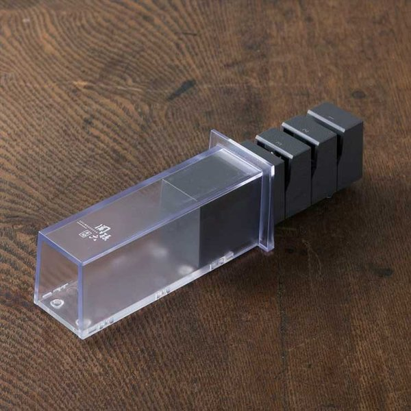 貝印関孫六#000AP0162ダイヤモンド&セラミックシャープナー片刃専用