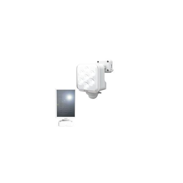 ムサシ ライテックス S-110L 5Wx1灯 LEDソーラーセンサーライト