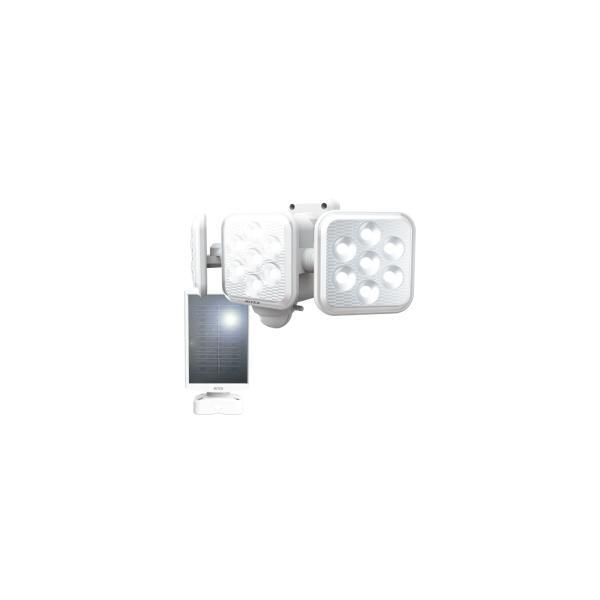 ムサシ ライテックス S-330L 5Wx3灯 LEDソーラーセンサーライト