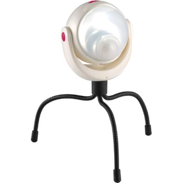 ムサシ RITEX ライテックス ASL-095 「乾電池式・防雨型」 調色調光 LEDどこでもセンサーライト