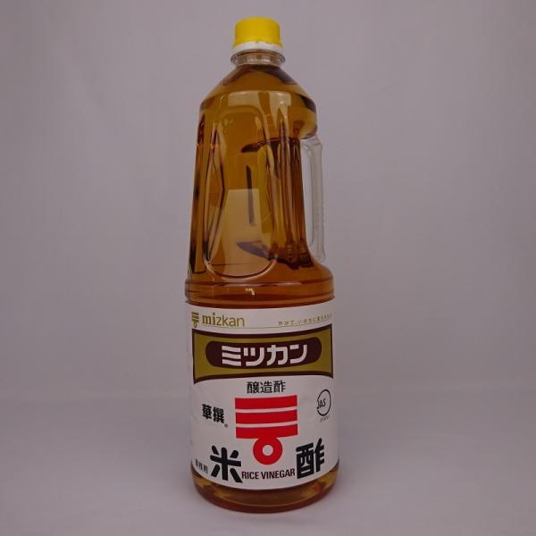 ミツカン 米酢 (華撰) 1.8L ペットボトル