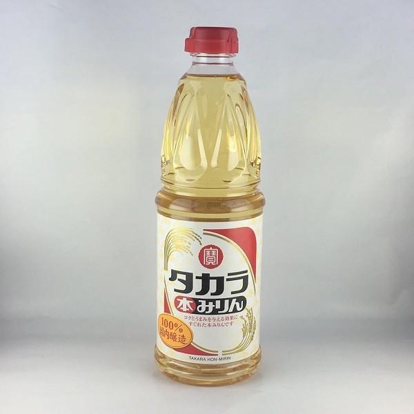 みりん 宝酒造 本みりん 1L ペット 味醂 タカラみりん 1000ml