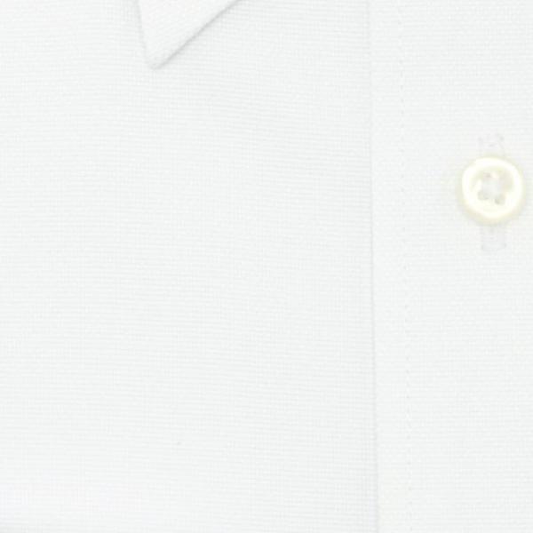 ワイシャツ メンズ 長袖 形態安定 形状記憶 標準型 HybridSensor ボタンダウン P12HBB237 plateau-web 06