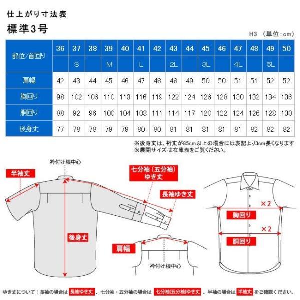 ワイシャツ メンズ 長袖 形態安定 形状記憶 標準型 HybridSensor ボタンダウン P12HBB237 plateau-web 08