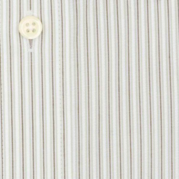 ワイシャツ メンズ 長袖 形態安定 形状記憶 標準型 marieclaire レギュラーカラー P12MCR213 plateau-web 06