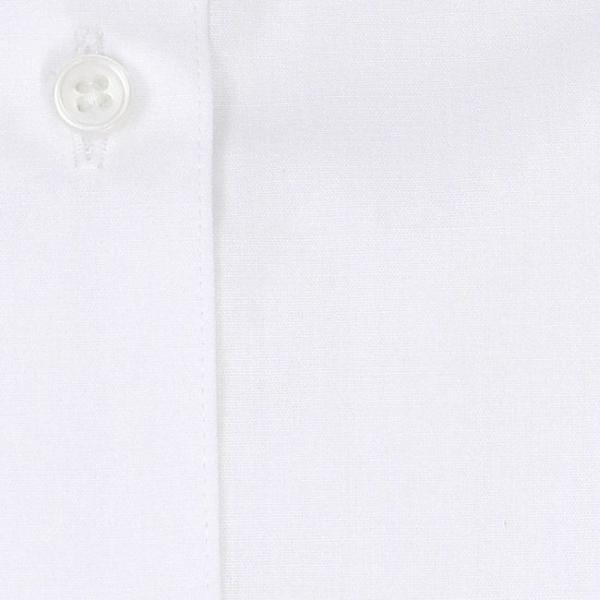 レディースシャツ 長袖 形態安定 標準型 PLATEAU P31KZA001|plateau-web|07