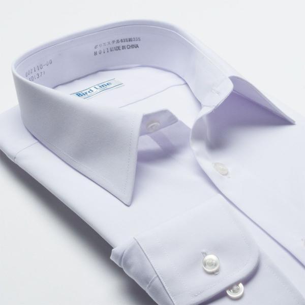 レギュラーカラー スクールシャツ 防汚加工形態安定 PLATEAU P63PLR200 plateau-web 03