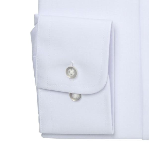 レギュラーカラー スクールシャツ 防汚加工形態安定 PLATEAU P63PLR200 plateau-web 04