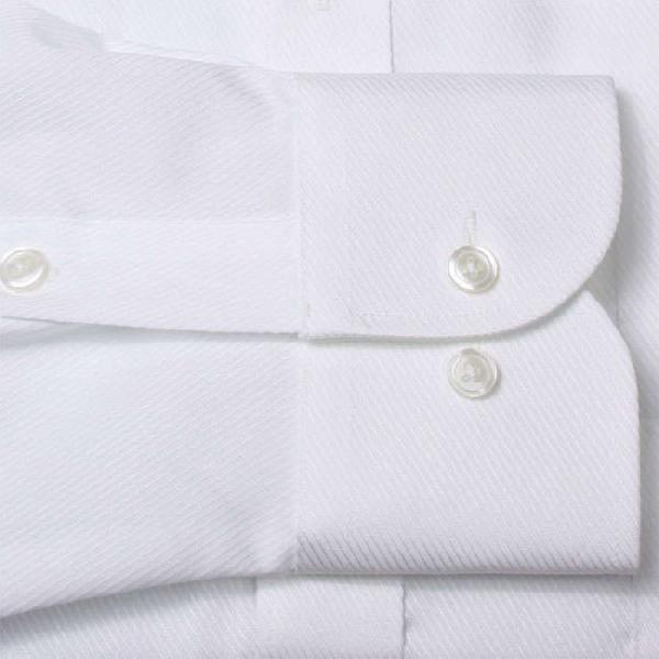 ワイシャツ Yシャツ メンズ長袖・半袖 レギュラーカラー ショートポイント 形態安定 軽井沢シャツ Y10KZR007|plateau-web|04