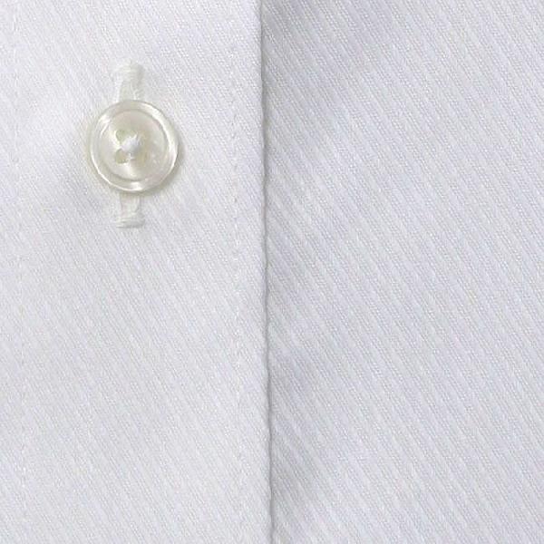 ワイシャツ Yシャツ メンズ長袖・半袖 レギュラーカラー ショートポイント 形態安定 軽井沢シャツ Y10KZR007|plateau-web|05