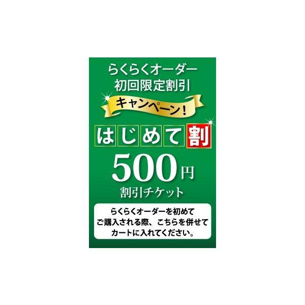 ★初めての方限定★らくらくオーダーシャツ500円OFFチケット Y10PRE010|plateau-web