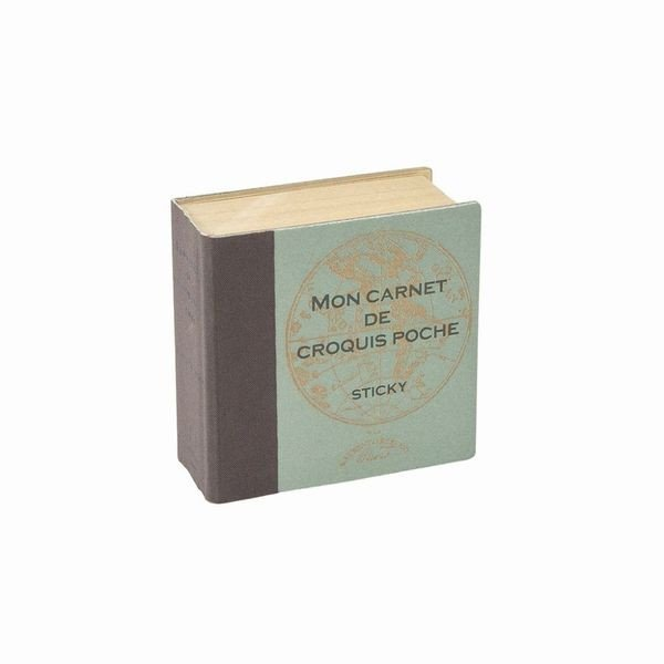 ふせん 可愛い付箋 目印 メモ インデックス おもしろ文具 おしゃれ文具 ROUGH BOOK STICKY|platinum-hearts