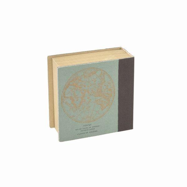 ふせん 可愛い付箋 目印 メモ インデックス おもしろ文具 おしゃれ文具 ROUGH BOOK STICKY|platinum-hearts|03