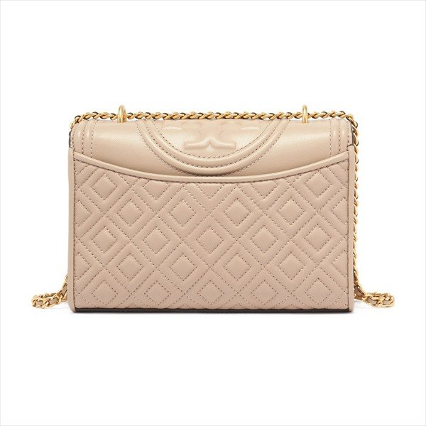 トリーバーチ バッグ ショルダーバッグ TORY BURCH FLEMING SMALL CONVERTIBLE SHOULDER BAG 43834  268 LIGHT TAUPE  ONE SIZE 比較対照価格74,520 円