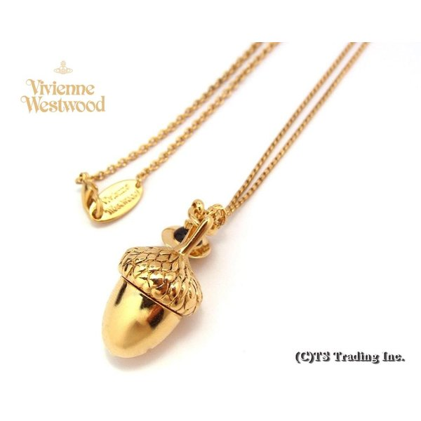 Vivienne westwood alonso acorn locket vivienne westwood alonso acorn locket pendant orb antique gold mozeypictures Gallery