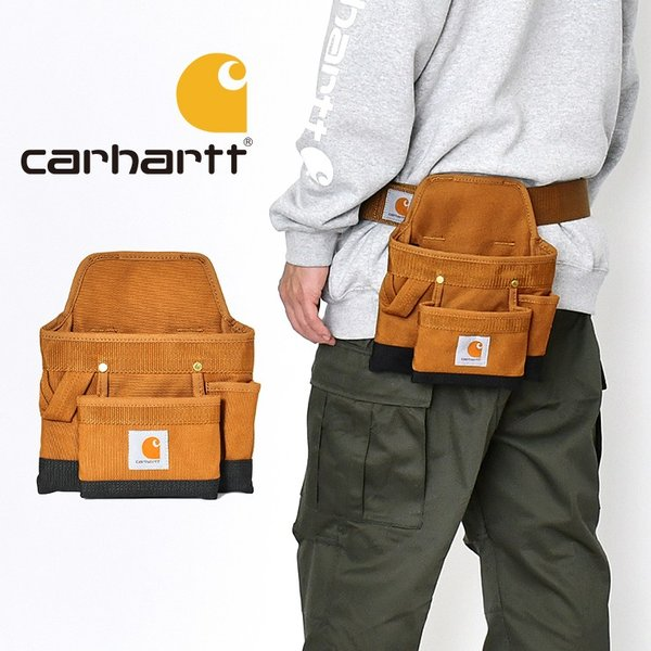 CARHARTT カーハート ツールポーチ  ポケット 日曜大工 道具入れ|playerz