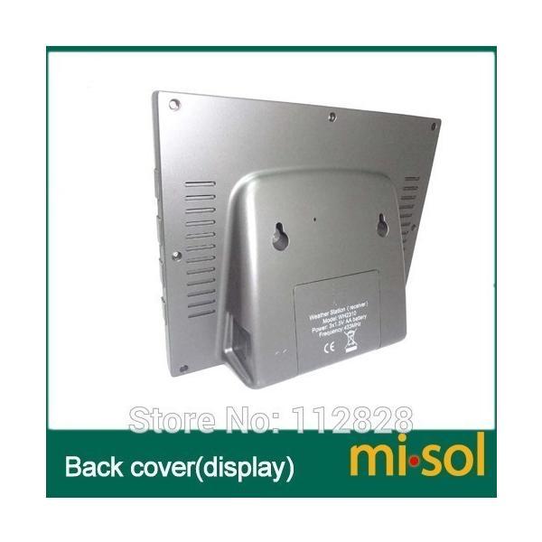 Misol / プロフェッショナル ウェザー ステーション / 風速 風向 雨計 圧力 温度 湿度 uv playone 05