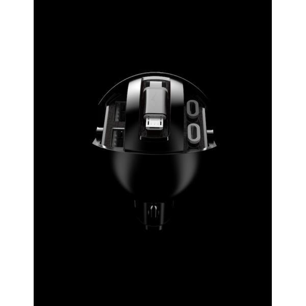 緊急脱出ハンマー カーチャージャー レスキューハンマー 車載 充電器 MFi認証 2.0A 急速充電|pleasant-japan|17