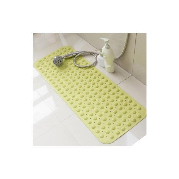 介護用品 風呂 浴槽 バスマット 浴槽マット 介護マット 70×36cm 敬老の日 転倒防止 すべり止め 吸盤付き 防カビ PVC素材 送料無料|pleasure-shop|08