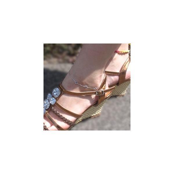 プラチナ ブレスレット 誕生石 シンプル ブレス