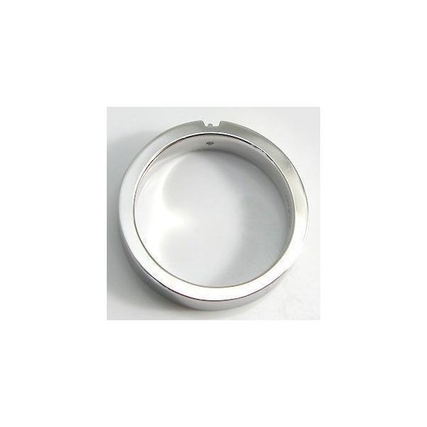 シルバーリング・クロスリング・アクアマリン・リング・サンタマリア・指輪・ファランジリング