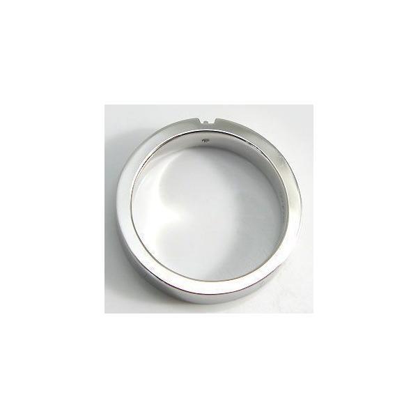 ペアリング シルバーリング 指輪 エメラルド リング