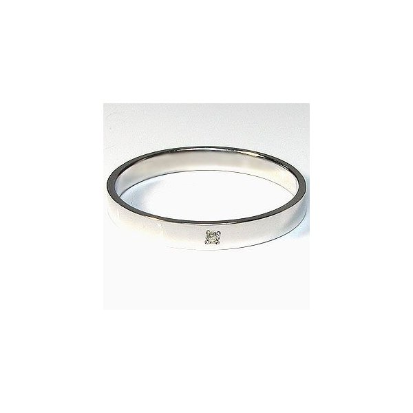 K18ゴールド ペアリング ダイヤモンド 結婚指輪 マリッジリング