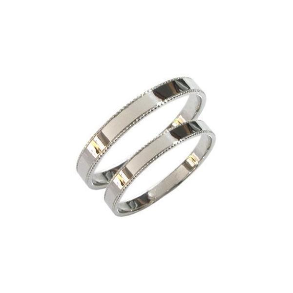 プラチナ リング ペアリング 結婚指輪 マリッジリング