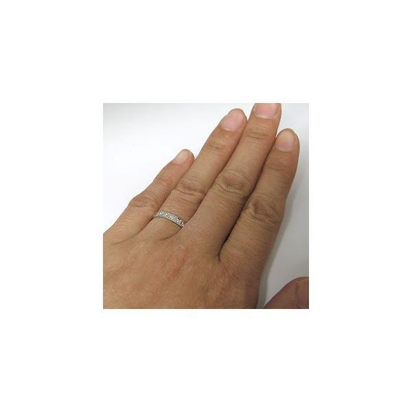 結婚指輪  マリッジリングプラチナ ダイヤモンド ペアリング