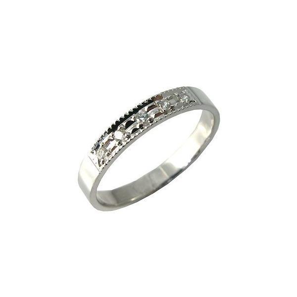 結婚指輪 安い プラチナ ダイヤモンド リング マリッジリング