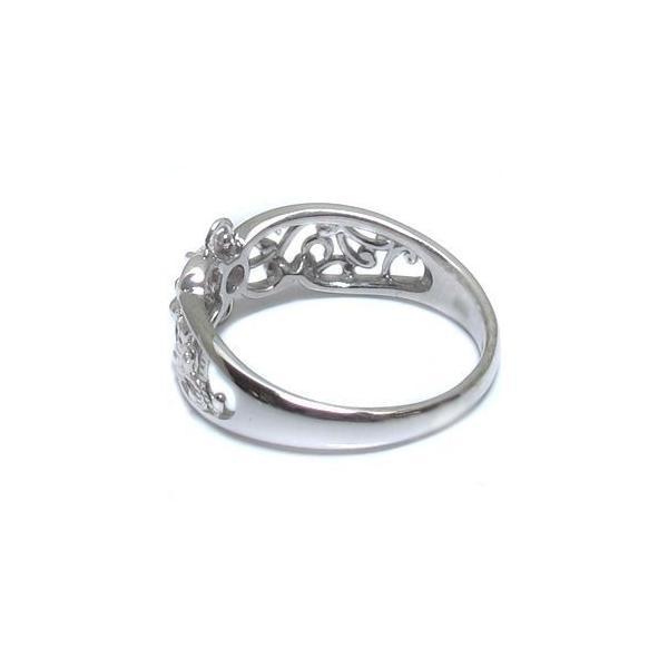 1月誕生石 ガーネット リング 一粒 アンティーク K10 指輪