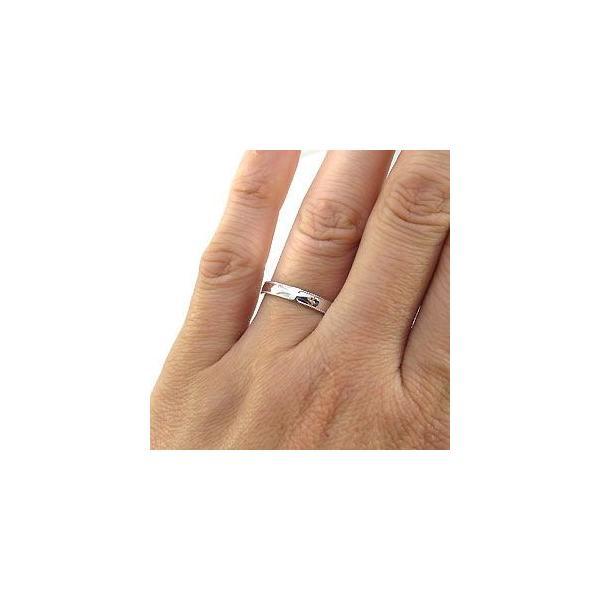 クロス ペアリング シルバー925 結婚指輪 安い マリッジリング