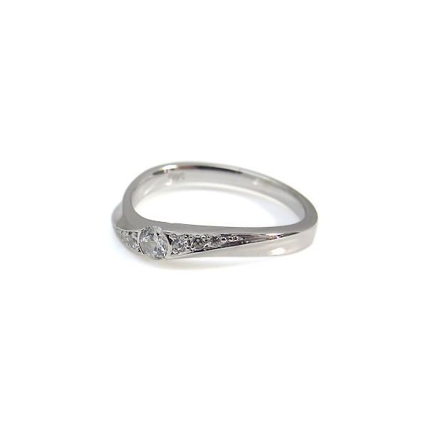 婚約指輪 プラチナ ダイヤモンド リング エンゲージリング 一粒 指輪
