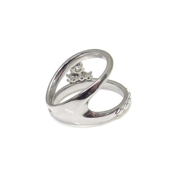 プラチナ 婚約指輪 ダイヤモンド 指輪 リング ファランジリング