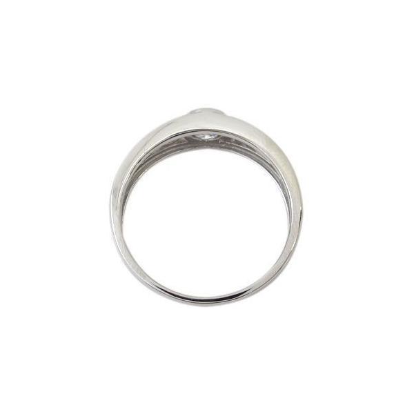 プラチナ 指輪 リング ロイヤルブルームーンストーン