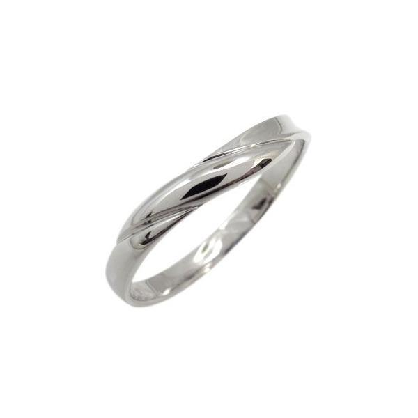 プラチナ マリッジリング ペアリング 結婚指輪 シンプル
