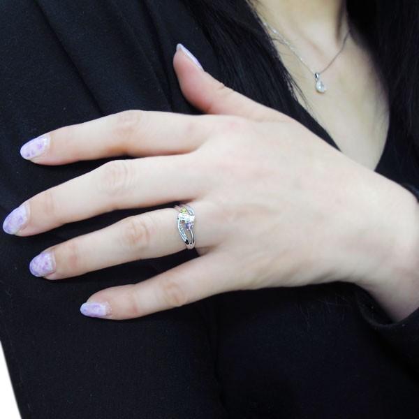 タンザナイトリング プラチナリング インフィニティ 無限 指輪