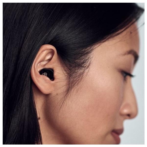dBud ディーバッド スライド操作で環境音を調節し、音をクリアにするイヤープラグ 耳栓|plu|11