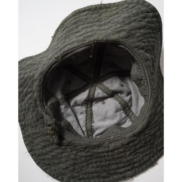 SEVESKIG(セヴシグ) MILITARY HAT|plus-c|04