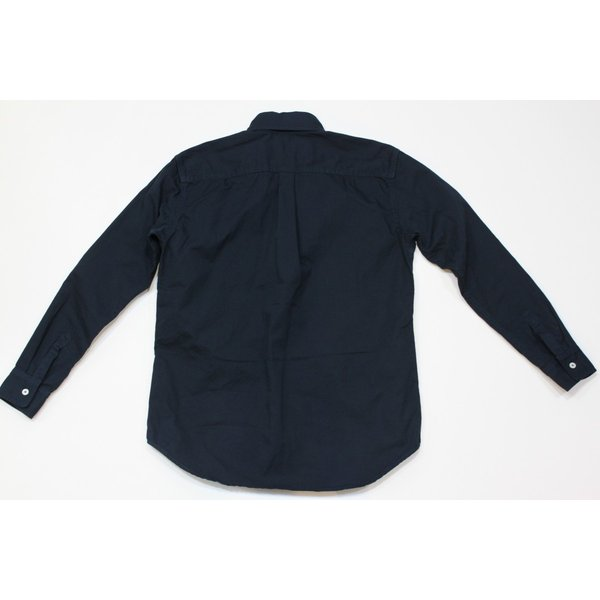 バーンズ barns outfitters   レディース プルオーバーボタンダウンシャツ|plus-c|03