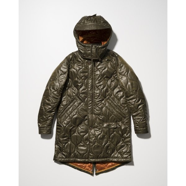 SEVESKIG(セヴシグ) LIGHT QUILT WARM M-51|plus-c|02
