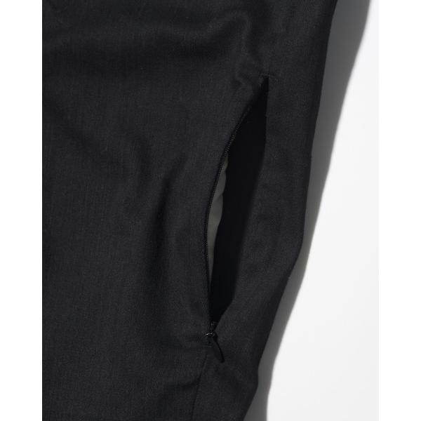 SEVESKIG(セヴシグ) EXTRA STRETCH SKINNY BLACK PANTS|plus-c|03
