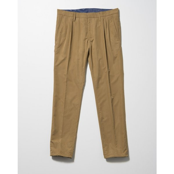 SEVESKIG(セヴシグ)NYLON EASY PANTS|plus-c|02