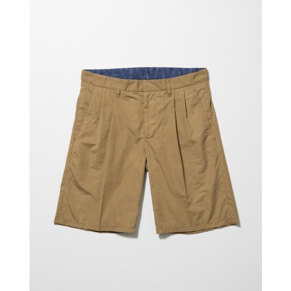 SEVESKIG(セヴシグ )NYLON EASY SHORT PANTS|plus-c|03