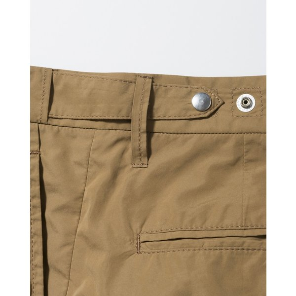 SEVESKIG(セヴシグ )NYLON EASY SHORT PANTS|plus-c|04